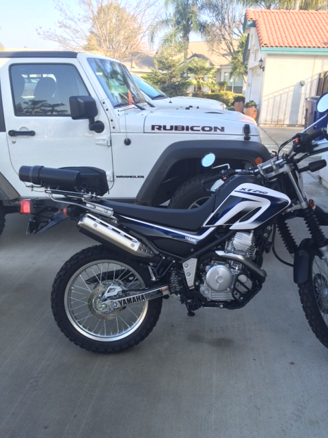 The 2013 Amp Newer Fuel Inj Xt250 Run Well But They Can Run