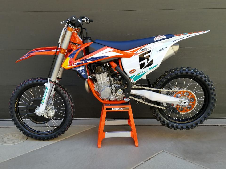 Sx With Headligt Ktm