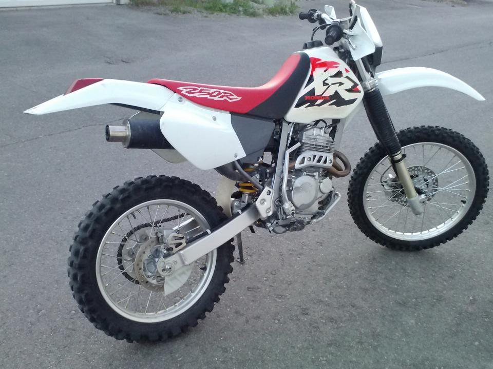 Finally bought the perfect XR250R, now what does it need ...