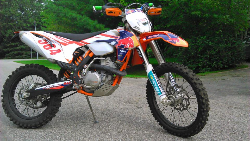 2015 Ktm 500 Exc >> Actual Weight of 350 EXC/500 EXC - 250-530 EXC-F/XCF-W/XCR-W - ThumperTalk