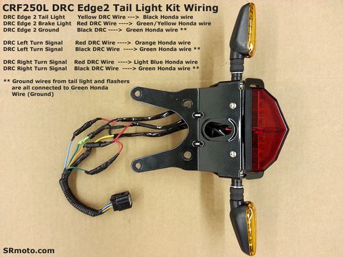 drc turn signals help page 2 crf250l m rally. Black Bedroom Furniture Sets. Home Design Ideas