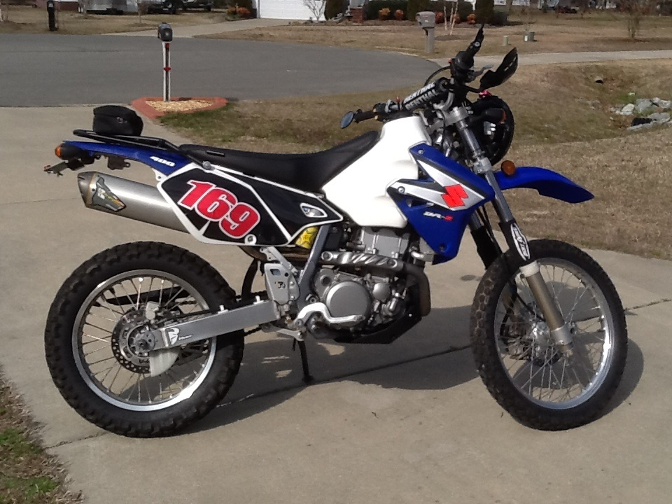 Rode a CRF250L the other day. It SUCKED! - DRZ400/E/S/SM - ThumperTalk