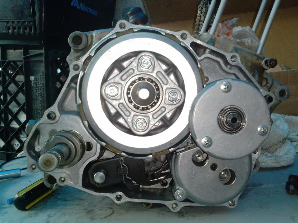 Mid Nineties Xr200 Timing Chain Issue  Crf80