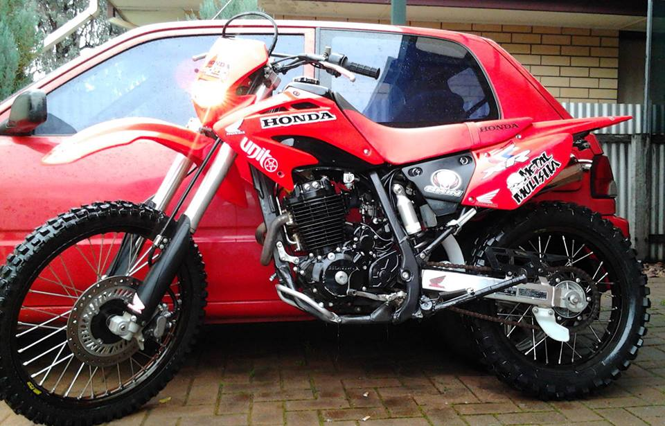 2007 XR400M advice on parts and mods? - XR250R & XR400R ...