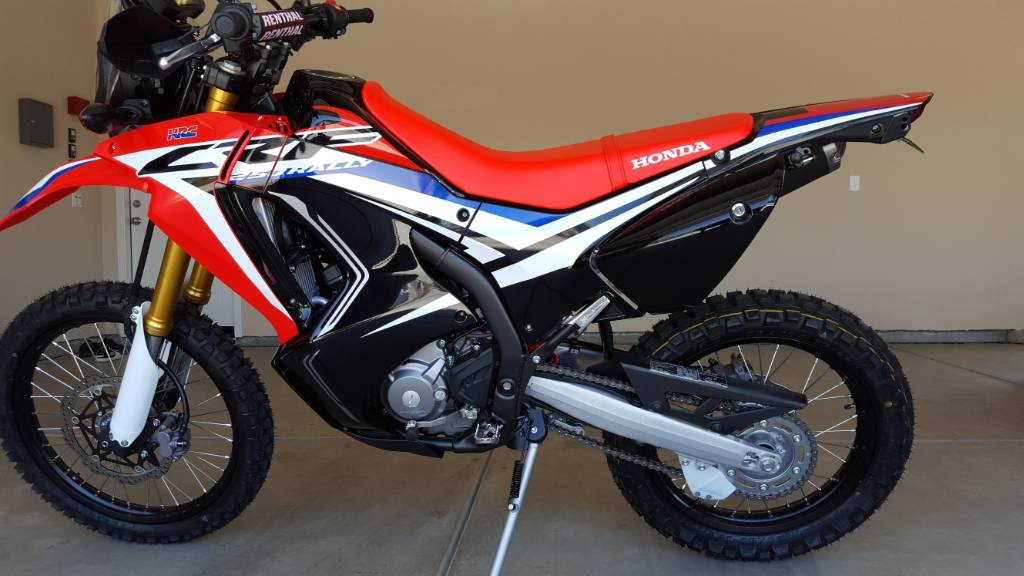 Accessories For Honda Crf 250 Rally Crf250lmrally Thumpertalk