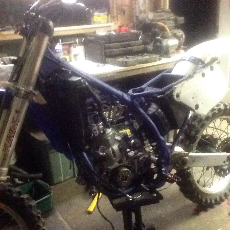 What did I do wrong yz250 - Yamaha 2 Stroke - ThumperTalk