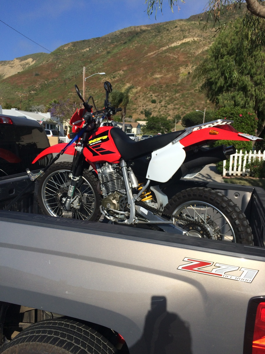Is an XR 400 right for me? - XR250R & XR400R - ThumperTalk