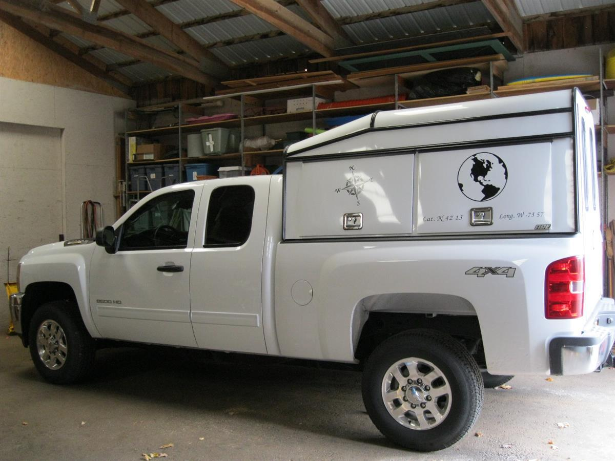 Pick-up Truck Camper Shell - Topper- Cap that will fit