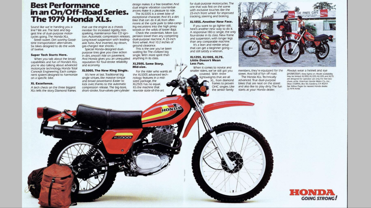 Another is how it was pictured in the classified ad when I found it. The  last is a commercial of the same bike from 1979. I'm super happy, just  thought I'd ...