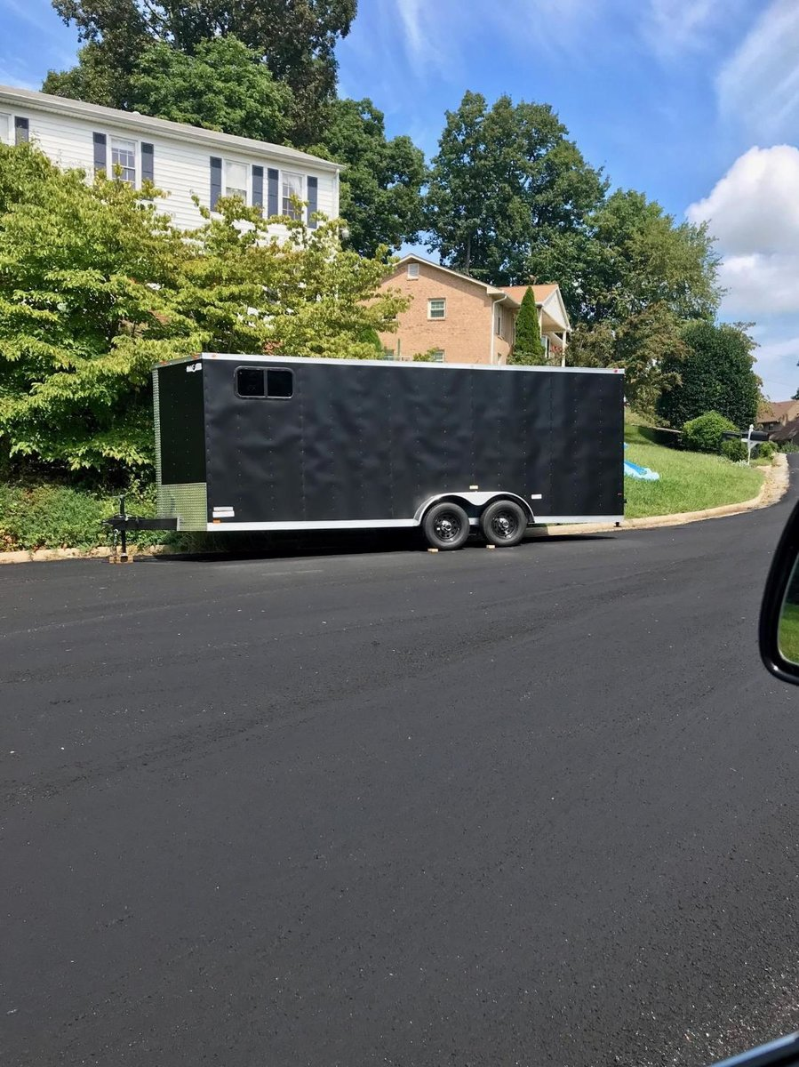 Enclosed Trailer Insulation - Trucks, Trailers, RV's & Toy