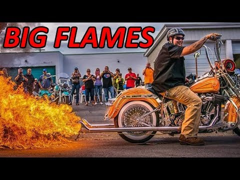 Fire out exhaust - General Dirt Bike Discussion - ThumperTalk
